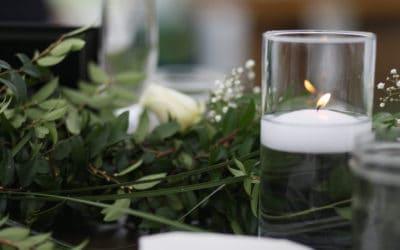 Create a Botanical Themed Wedding