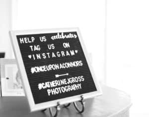 Wedding Hashtags