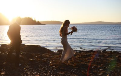 Kristina & Daniels Acadia Wedding   Bar Harbor, Maine