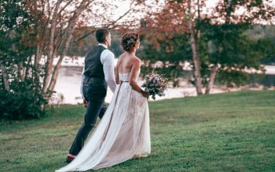 Alamoosook Lakeside Inn | Orland, Maine Wedding in Photos
