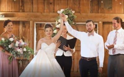 Meadow Ridge Farms Maine Barn Wedding