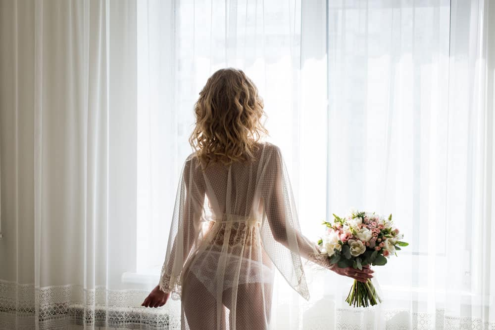 maine boudoir session