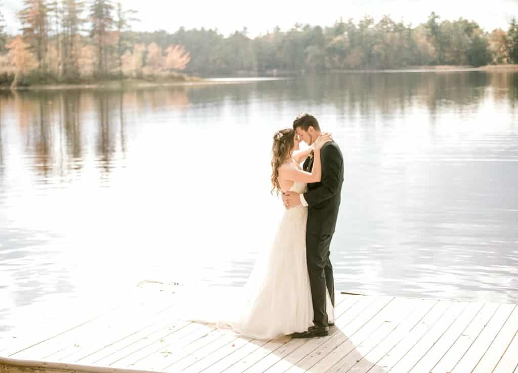Maine Lake Wedding Venues