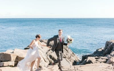 Cliff House Wedding Photography | Ogunquit, Maine