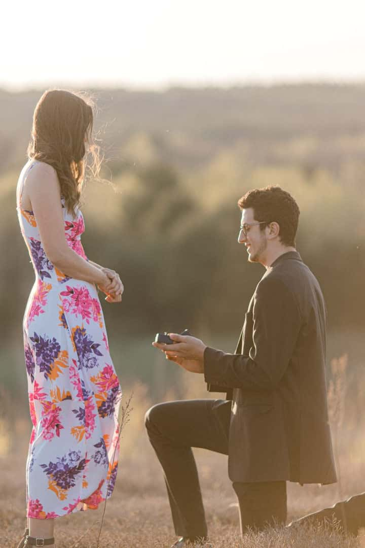 maine proposal photo